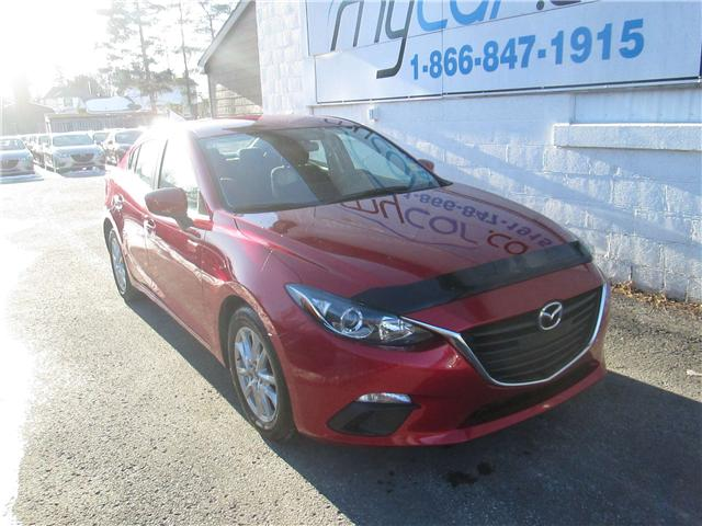 2015 Mazda Mazda3 GS (Stk: 180132) in North Bay - Image 2 of 13