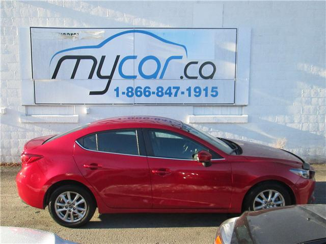 2015 Mazda Mazda3 GS (Stk: 180132) in North Bay - Image 1 of 13