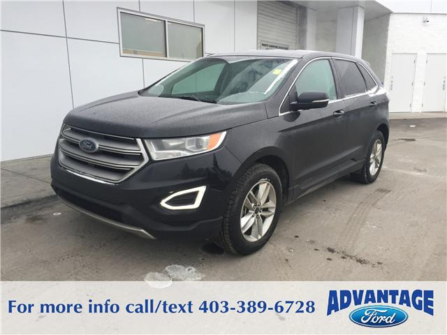 2015 Ford Edge SEL (Stk: T22348) in Calgary - Image 1 of 10