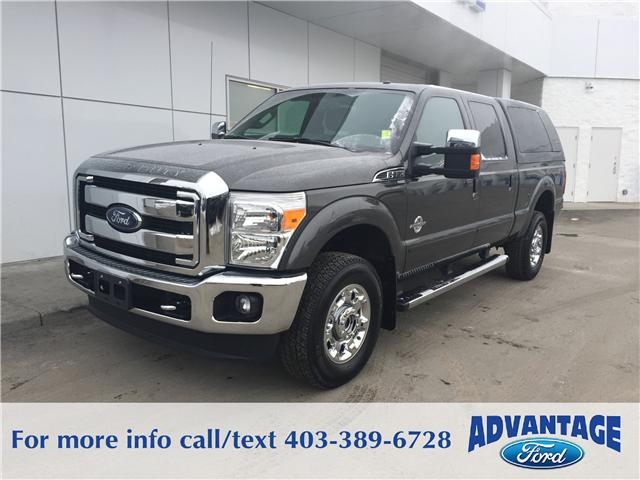 2015 Ford F-350 Lariat (Stk: H-2016A) in Calgary - Image 1 of 11
