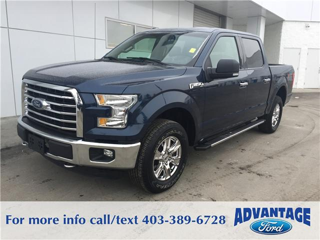 2015 Ford F-150 XLT (Stk: J-572A) in Calgary - Image 1 of 6