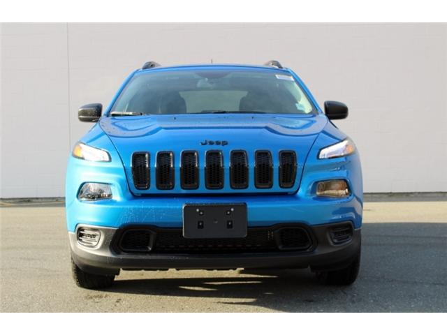 2017 Jeep Cherokee Sport (Stk: W619667A) in Courtenay - Image 2 of 29