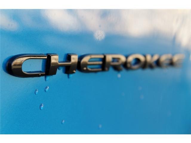 2017 Jeep Cherokee Sport (Stk: W619667A) in Courtenay - Image 23 of 29