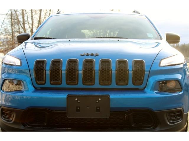 2017 Jeep Cherokee Sport (Stk: W619667A) in Courtenay - Image 18 of 29