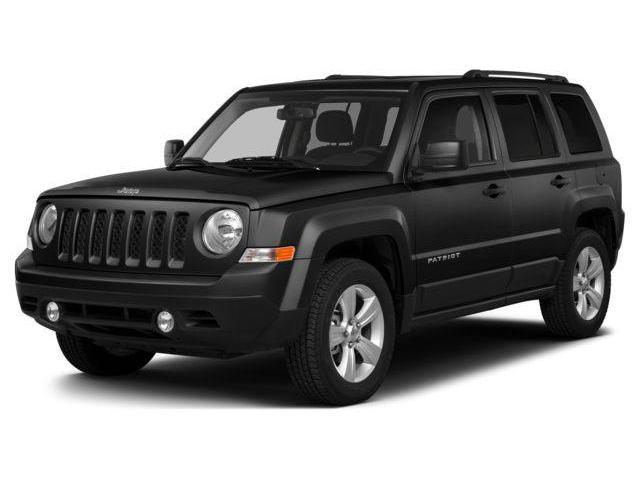 2017 Jeep Patriot Sport/North (Stk: H155870) in Abbotsford - Image 1 of 10