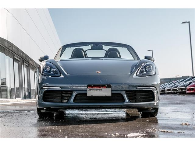 2017 Porsche 718 Boxster S PDK (Stk: U6744) in Vaughan - Image 2 of 14