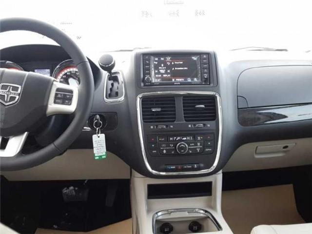 2018 Dodge Grand Caravan Crew (Stk: RT080) in  - Image 10 of 18