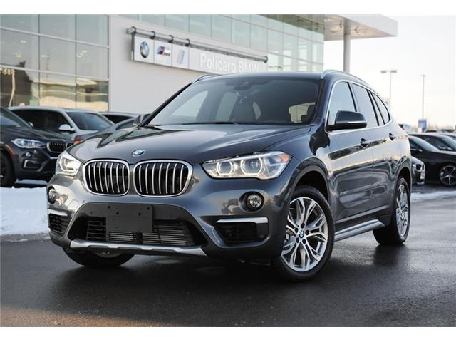 2018 BMW X1 xDrive28i (Stk: 8K22729) in Brampton - Image 1 of 12