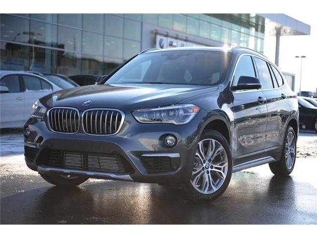 2018 BMW X1 xDrive28i (Stk: 8K30188) in Brampton - Image 1 of 12
