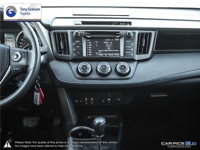 2017 Toyota RAV4 LE (Stk: U8863) in Ottawa - Image 10 of 28