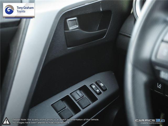 2017 Toyota RAV4 LE (Stk: U8863) in Ottawa - Image 22 of 28
