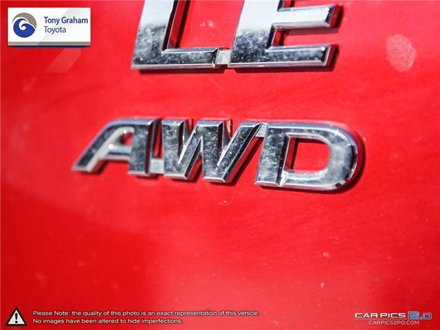 2017 Toyota RAV4 LE (Stk: U8863) in Ottawa - Image 28 of 28