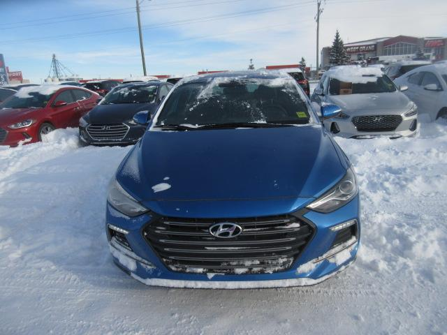 2018 Hyundai Elantra Sport (Stk: 8EL6518) in Leduc - Image 1 of 8