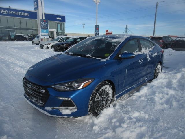 2018 Hyundai Elantra Sport (Stk: 8EL6518) in Leduc - Image 2 of 8