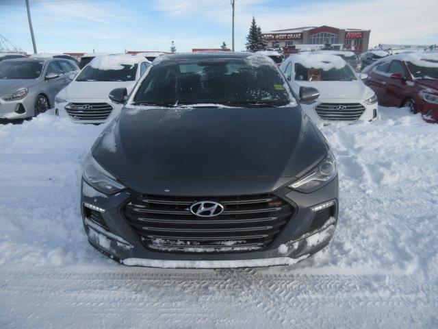 2018 Hyundai Elantra Sport (Stk: 8EL0079) in Leduc - Image 1 of 8
