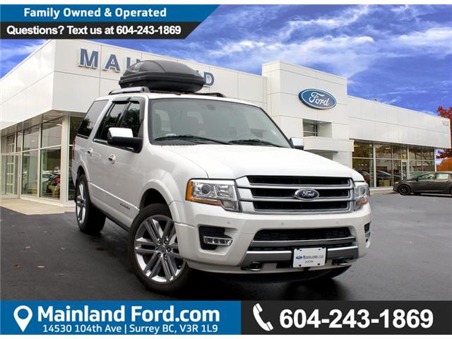 2017 Ford Expedition Platinum (Stk: 7EX6160) in Surrey - Image 1 of 30