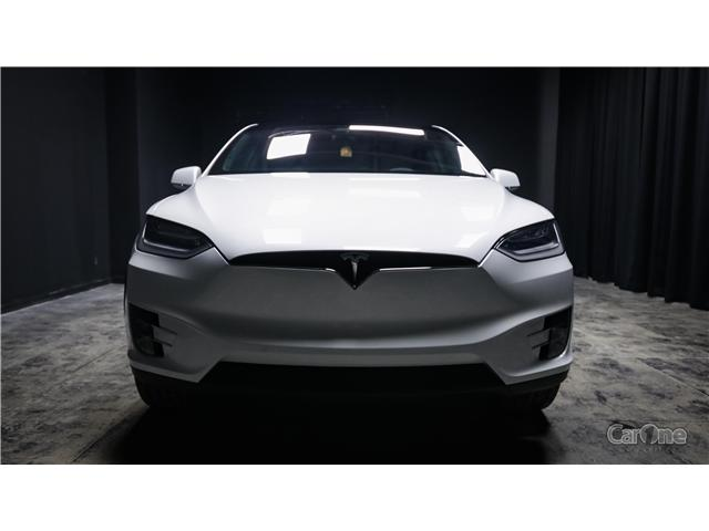 2016 Tesla Model X 90D AUTOPILOT! 6 PASSENGER! BACKUP CAM! (Stk: CT17-21) in Kingston - Image 2 of 36