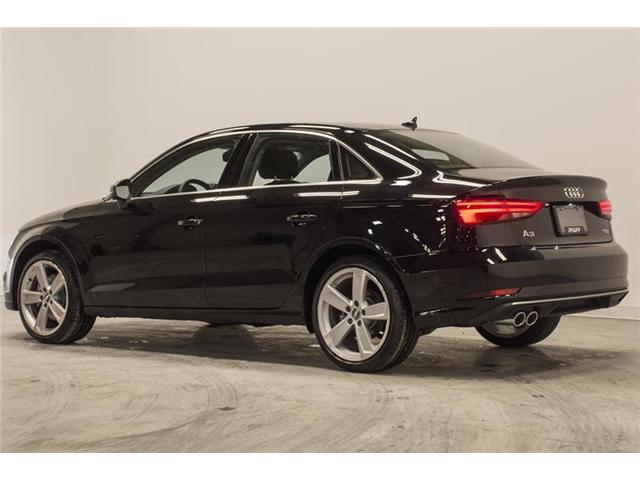 2018 Audi A3 2.0T Komfort (Stk: T14025) in Vaughan - Image 3 of 7