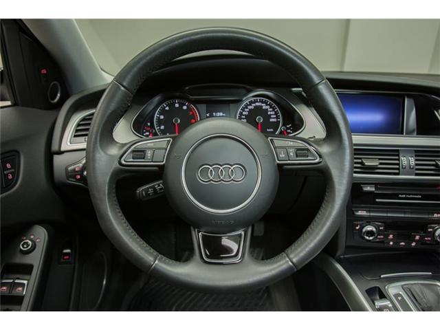 2015 Audi A4 2.0T Technik (Stk: 52684) in Newmarket - Image 12 of 18