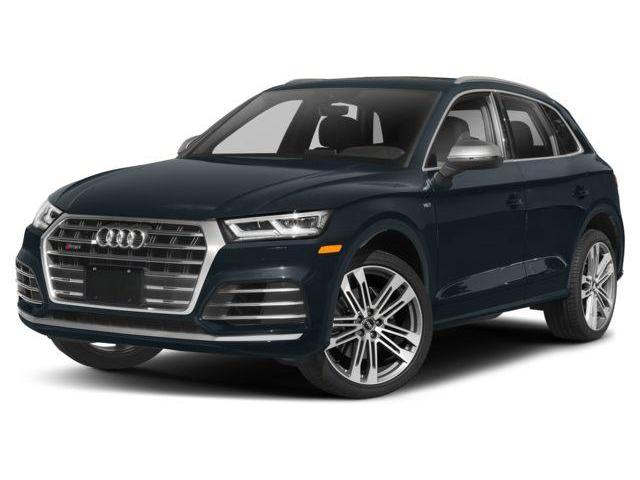 2018 Audi SQ5 3.0T Progressiv (Stk: A10669) in Newmarket - Image 1 of 9