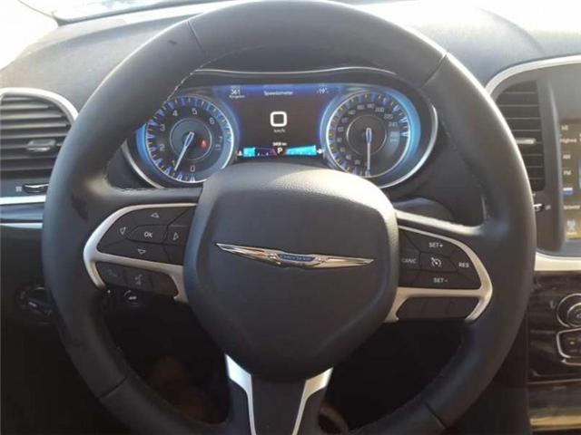 2016 Chrysler 300 Touring (Stk: QU008) in  - Image 13 of 18