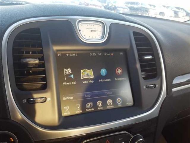 2016 Chrysler 300 Touring (Stk: QU008) in  - Image 14 of 18