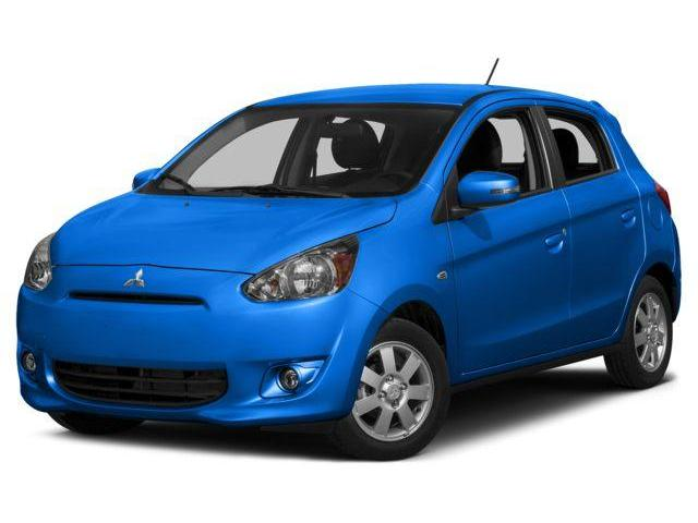 2015 Mitsubishi Mirage ES (Stk: 158660) in Coquitlam - Image 1 of 1