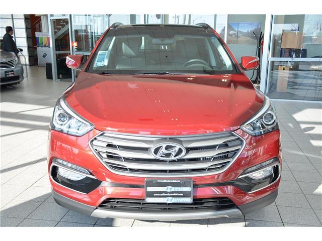 2017 Hyundai Santa Fe Sport 2.0T Limited (Stk: 403957) in Milton - Image 2 of 44