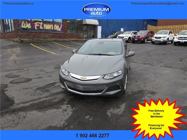 2017 Chevrolet Volt Premier (Stk: 101145) in Dartmouth - Image 1 of 28