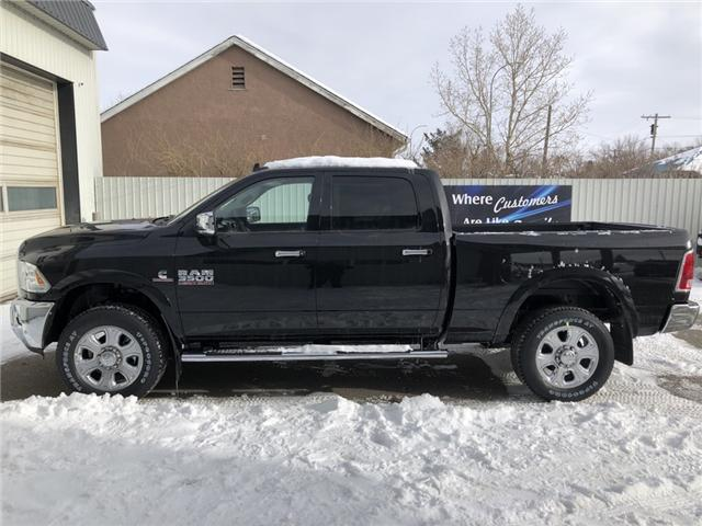 2018 RAM 3500 Laramie (Stk: 11949) in Fort Macleod - Image 2 of 25