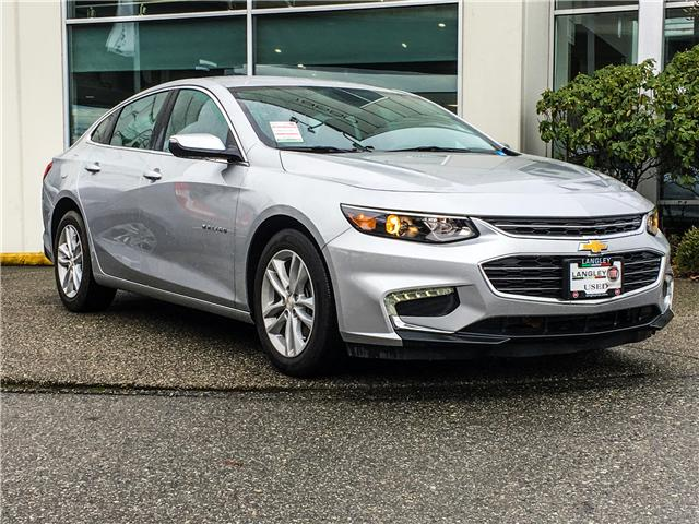 2017 Chevrolet Malibu 1LT (Stk: LF007550) in Surrey - Image 2 of 28