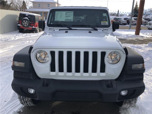2018 Jeep Wrangler Unlimited Sport (Stk: 12498) in Fort Macleod - Image 5 of 20