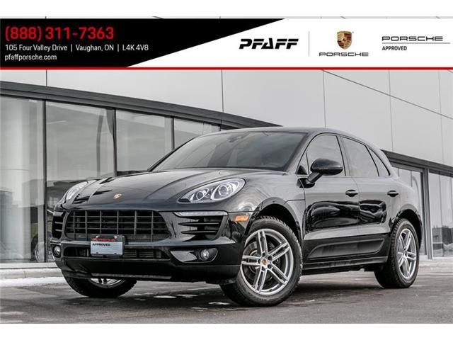 2017 Porsche Macan  (Stk: U6634) in Vaughan - Image 1 of 19
