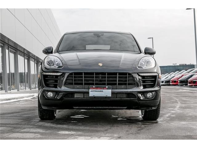 2017 Porsche Macan  (Stk: U6634) in Vaughan - Image 2 of 19