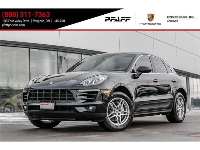 2015 Porsche Macan S (Stk: U6846) in Vaughan - Image 1 of 19