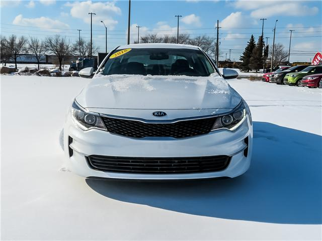 2016 Kia Optima LX ECO Turbo (Stk: 6378P) in Scarborough - Image 2 of 24
