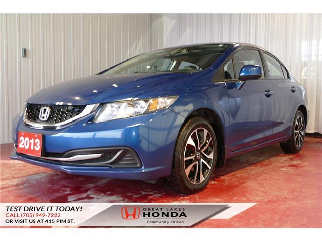 2013 Honda Civic EX (Stk: H5744A) in Sault Ste. Marie - Image 3 of 21