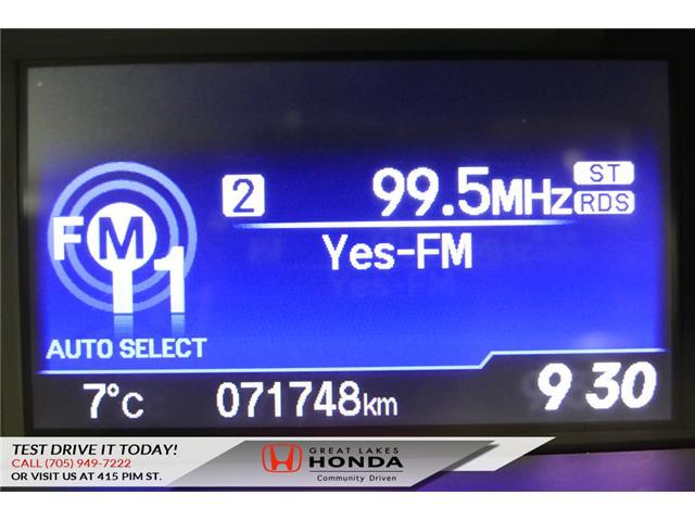 2013 Honda Civic EX (Stk: H5744A) in Sault Ste. Marie - Image 20 of 21