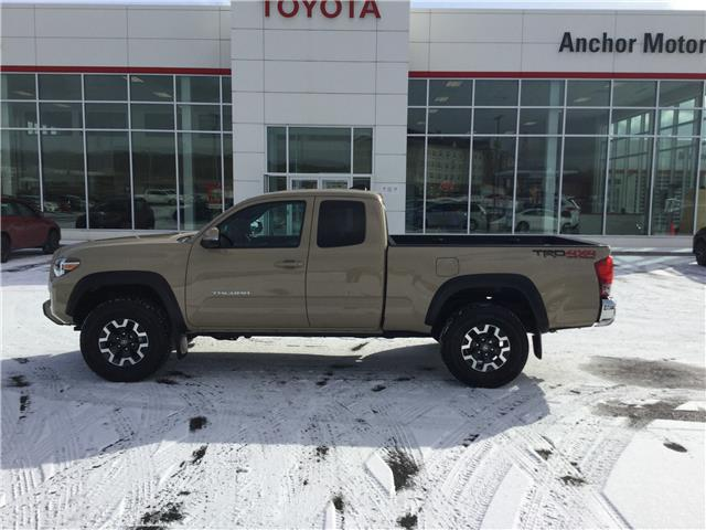 2017 Toyota Tacoma SR5 (Stk: 669-17A) in Stellarton - Image 1 of 15