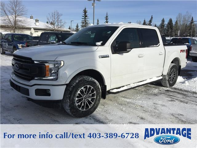 2018 Ford F-150  (Stk: J-284) in Calgary - Image 1 of 5