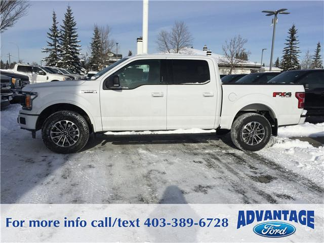 2018 Ford F-150  (Stk: J-284) in Calgary - Image 2 of 5