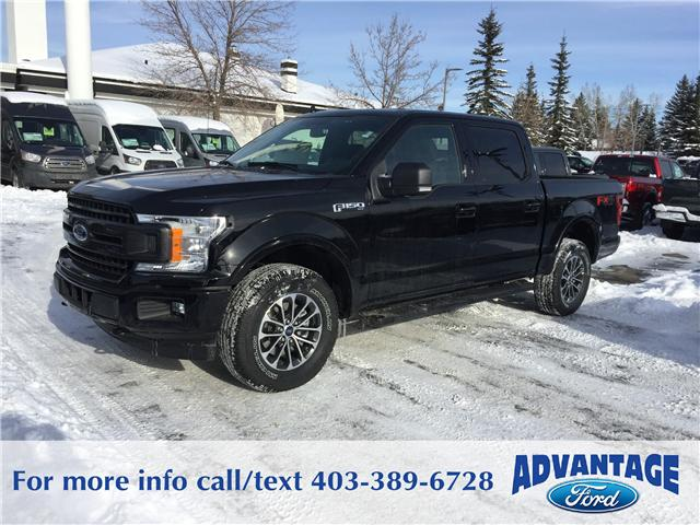 2018 Ford F-150 XLT (Stk: J-283) in Calgary - Image 1 of 5