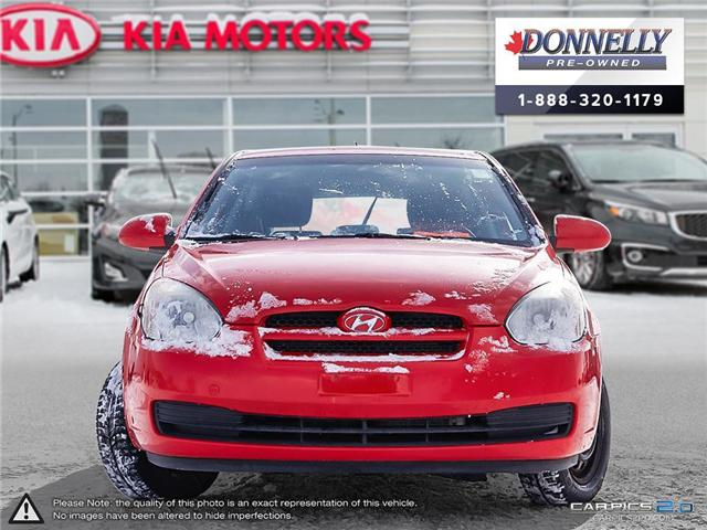 2008 Hyundai Accent GL (Stk: PBWKR320DTA) in Kanata - Image 2 of 27