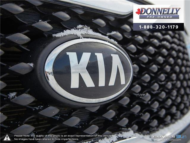 2016 Kia Sorento 3.3L LX + (Stk: PLKU2073) in Kanata - Image 9 of 27