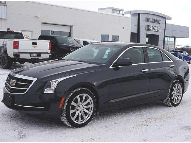 2018 Cadillac ATS 2.0L Turbo Base (Stk: 18042) in Peterborough - Image 2 of 3