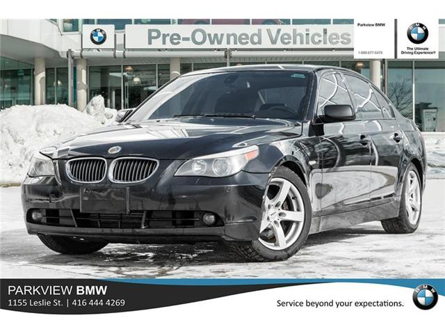 2005 BMW 545 i (Stk: T41119AA) in Toronto - Image 1 of 19