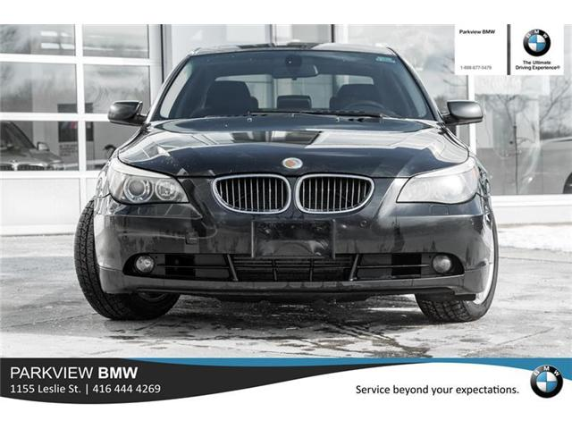 2005 BMW 545 i (Stk: T41119AA) in Toronto - Image 2 of 19