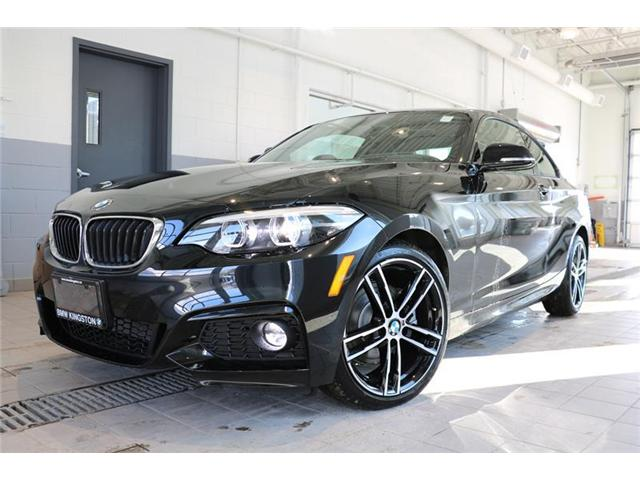 2018 BMW 230 i xDrive (Stk: 8130) in Kingston - Image 1 of 12