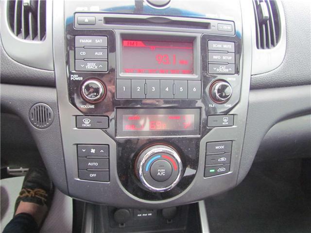 2010 Kia Forte Koup 2.4L SX (Stk: D125AA) in Bracebridge - Image 7 of 13