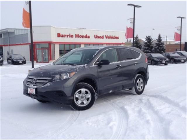 2014 Honda CR-V LX (Stk: U14878) in Barrie - Image 1 of 15